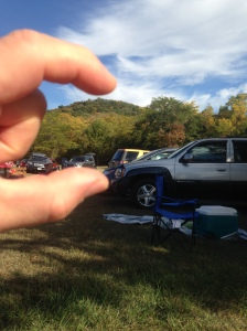 Sugarloaf is only this big.. how hard could it be?